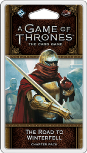 A Game of Thrones : The Card Game (Second Edition) – Road to Winterfell